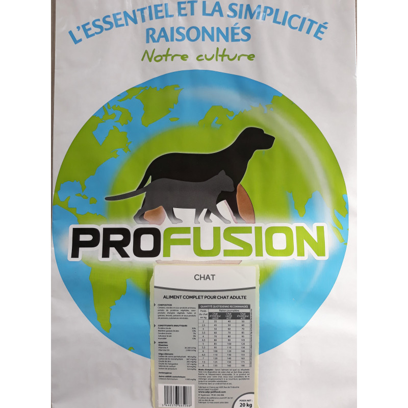 Chat profusion 20kg